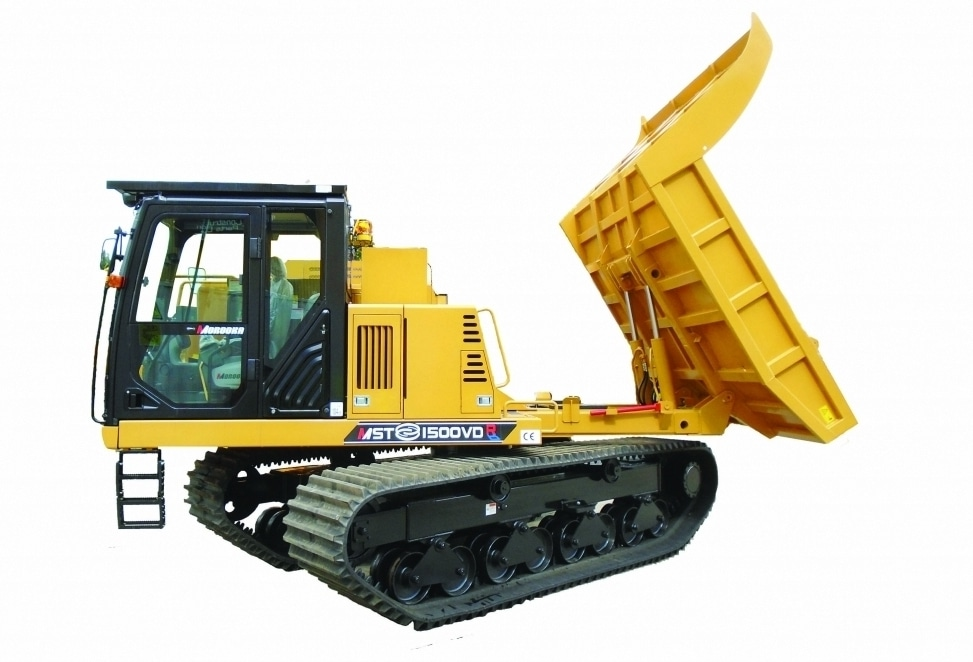 Buy New Tracked Dumpers & Carriers – Morooka & Yamaguchi
